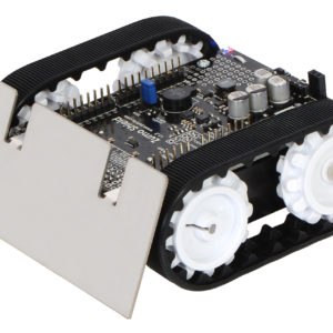 Pololu Zumo Robot (Fully Assembled with 75:1 Motors)-0