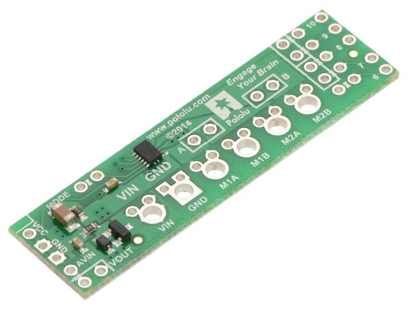 Pololu DRV8835 Dual Motor Driver Shield for Arduino-2868