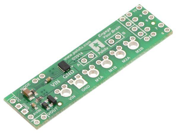 Pololu DRV8835 Dual Motor Driver Shield for Arduino-2868