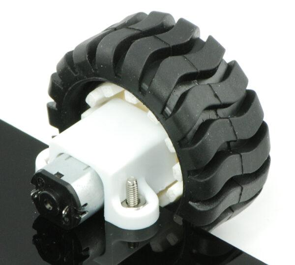 Pololu Micro Motor Bracket (Pair)