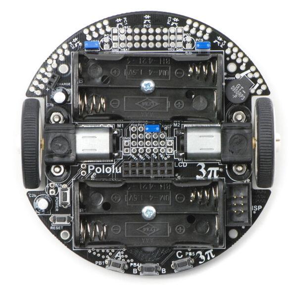 Pololu 3pi Robot-2833