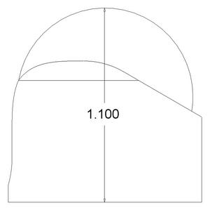 1 inch Ball Caster
