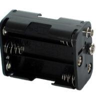 6x AA Battery Clip-0