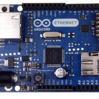 Arduino Ethernet Board Front
