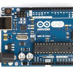 Arduino UNO R3 front