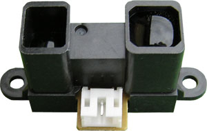 20-150cm IR Range Finder: GP2Y0A02YK