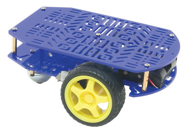Magician Chassis - Blue