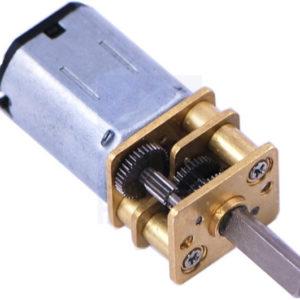 50:1 High Power Micro Motor + Gearbox