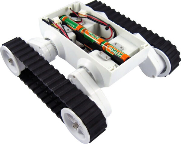 2WD Dagu Rover 5 with Encoders