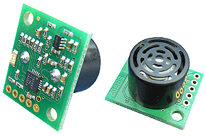 Low Cost, High Performance Ultrasonic Ranger - SRF02