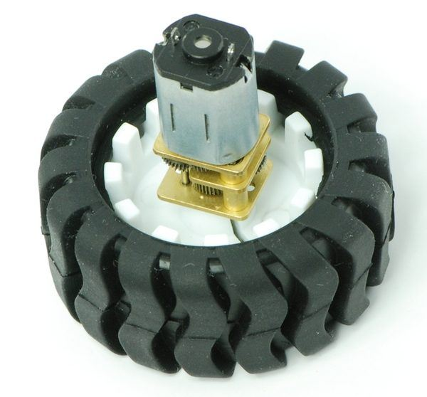 Pololu 42x19 mm Wheel (pair)