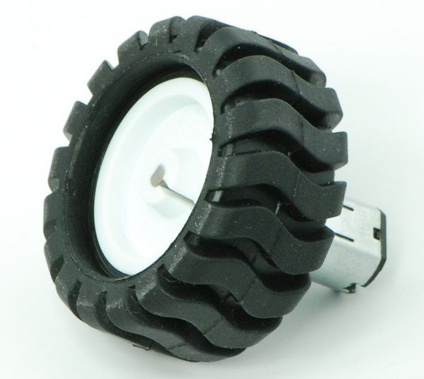Pololu 42x19 mm Wheel (pair) -2880