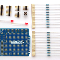 Arduino Prototyping Shield Kit-0