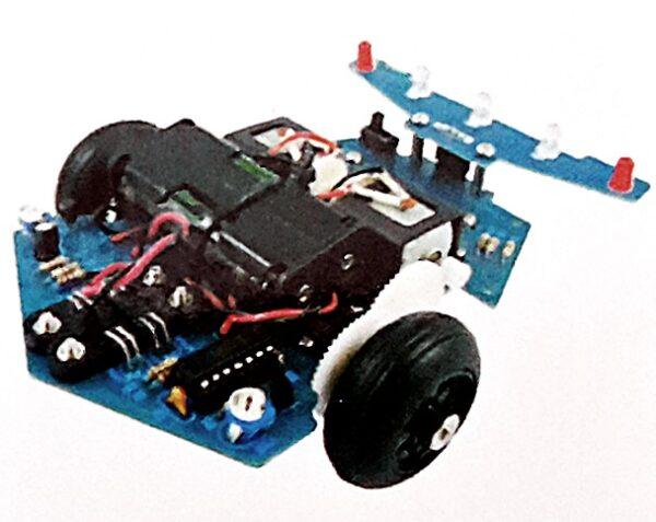 Dagu Line Tracing Car V2