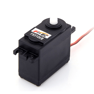 FeeTech FS5106R - Continuous Rotation Robot Servo -0
