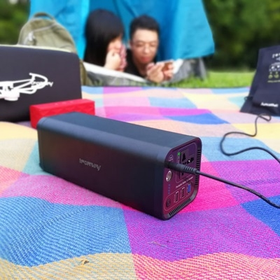 Portable Power Pack AC/DC Outlet Power Bank-3133