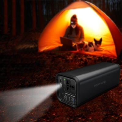 Portable Power Pack AC/DC Outlet Power Bank-3134