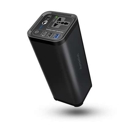 Portable Power Pack AC/DC Outlet Power Bank-0