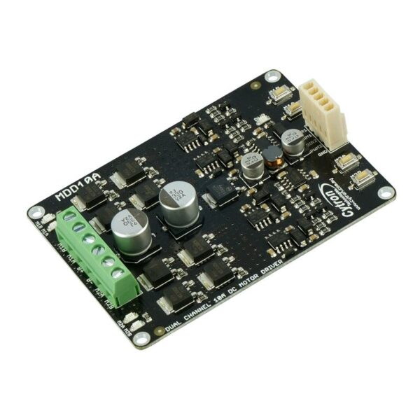 Cytron 10Amp 5V-30V DC Motor Driver (2 Channels)-3180