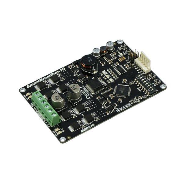 Cytron 10Amp 7V-35V SmartDrive DC Motor Driver (2 Channels)-3186