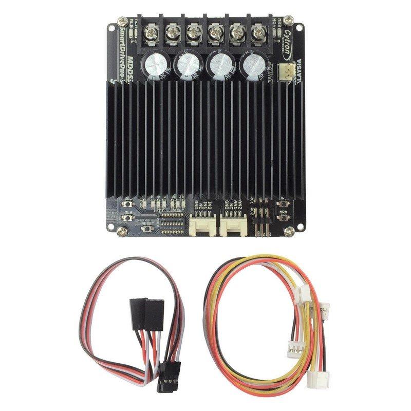 Cytron Motor Driver 2 Channels 30Amp 7V-35V DC SmartDriveDou MDDS30