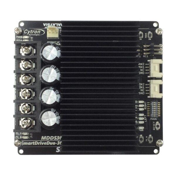 Cytron 30Amp 7V-35V SmartDrive DC Motor Driver (2 Channels)-3209
