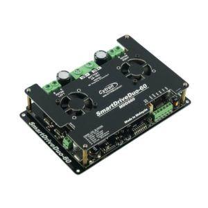 Cytron 60Amp 7V-45V SmartDrive DC Motor Driver (2 Channels)-0