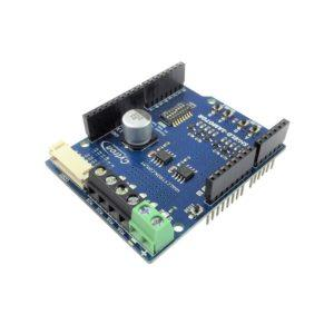 Cytron 1.2Amp 7V-30V DC Motor Driver Shield for Arduino (2 Channels)-0